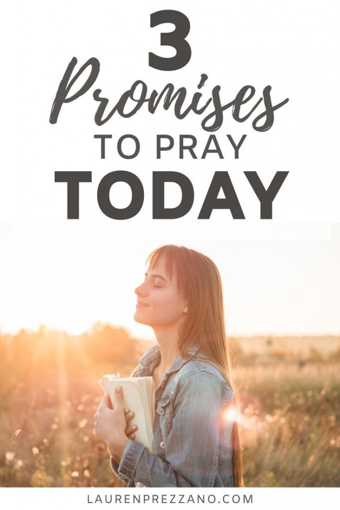 promises to pray